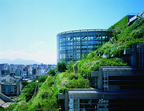 ACROS Fukuoka - Japao
