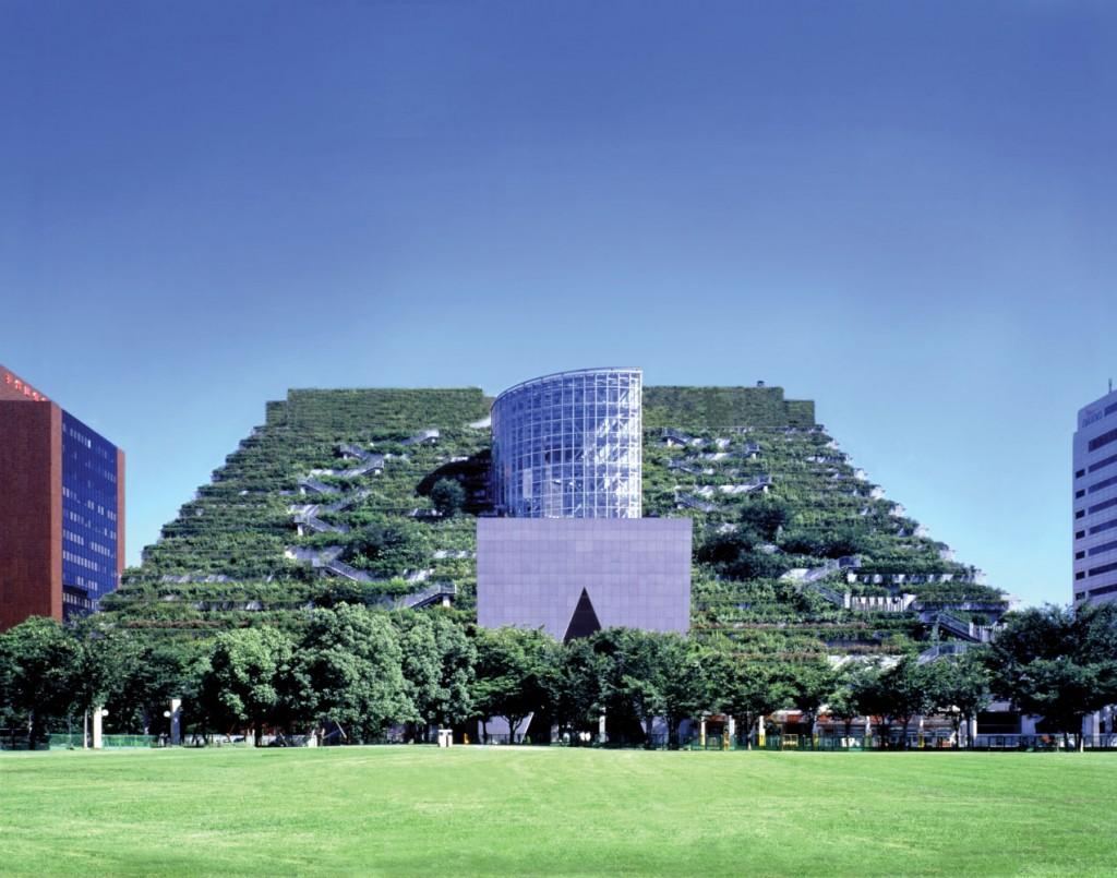 Parque do Edificio ACROS Fukuoka