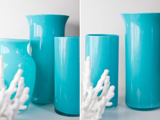 Vasos e Potes de Vidro Pintado Simples técnica para pintar potes e vasos de vidro