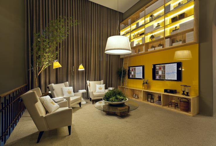 Biblioteca do iBook para a Morar Mais por Menos BH 2011
