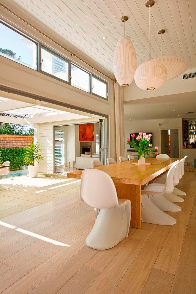sala-de-jantar-integrada-a-varanda-casa-de-praia-em-manly-australia