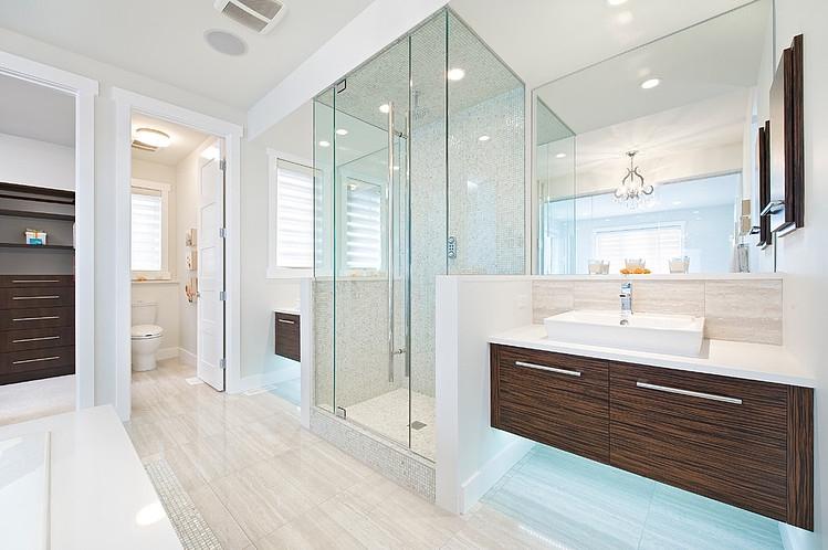 decoracao teto banheiro:Modern Dream Bathroom
