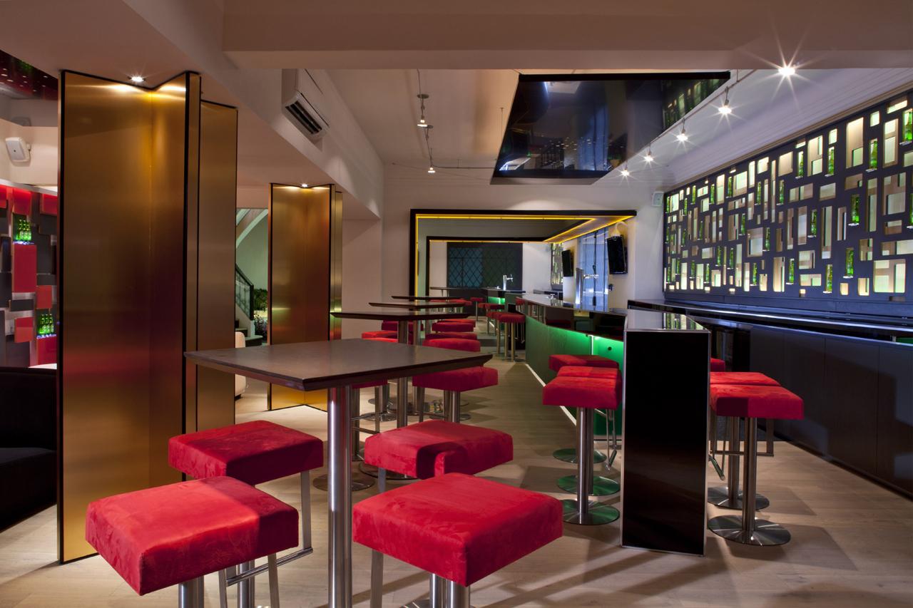 bar da heinekem na cidade do mexico por art arquitetos #AB2032 1280 853