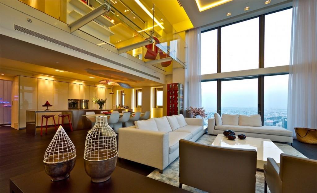 decoracao-zen-sala-de-estar-cobertura-triplex-em-tel-aviv-israel