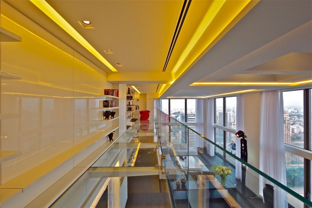 piso-de-vidro-em-cobertura-triplex-em-tel-aviv-israel